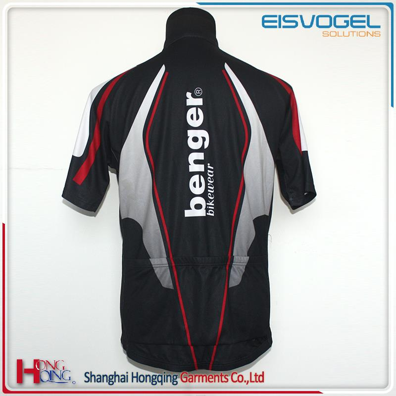 Best quality custom men and womens sports cycling jersey