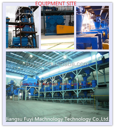 Wholesale automatic the Russian Red K granulation machine/ fertilizer pellet mill/ granulation line