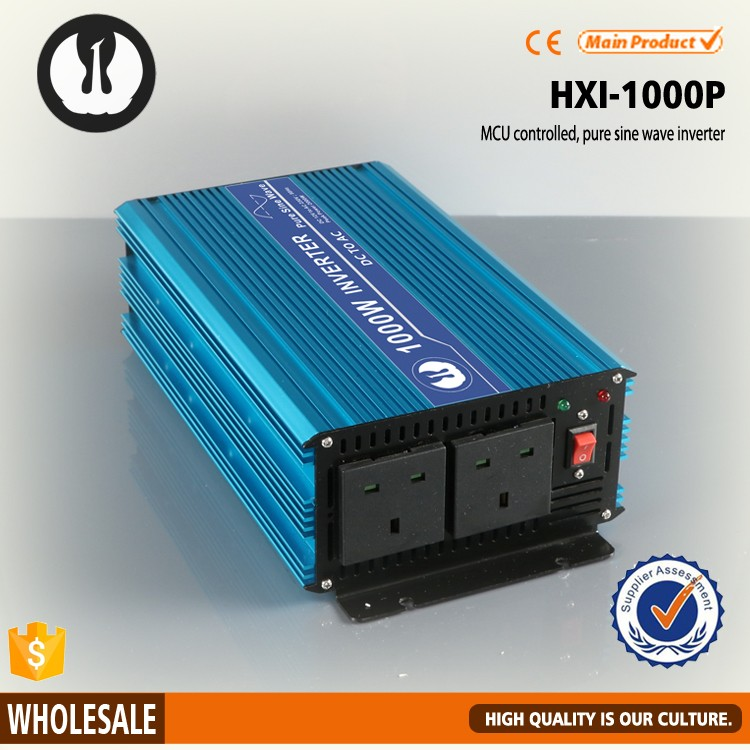 sine frequency manufacture motor drive inverter1000w 1 phase