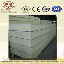 High density polyurethane foam sandwich panel/PU sandwich panel 200mm