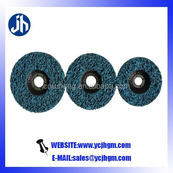adhesive metal disc for metal and wood