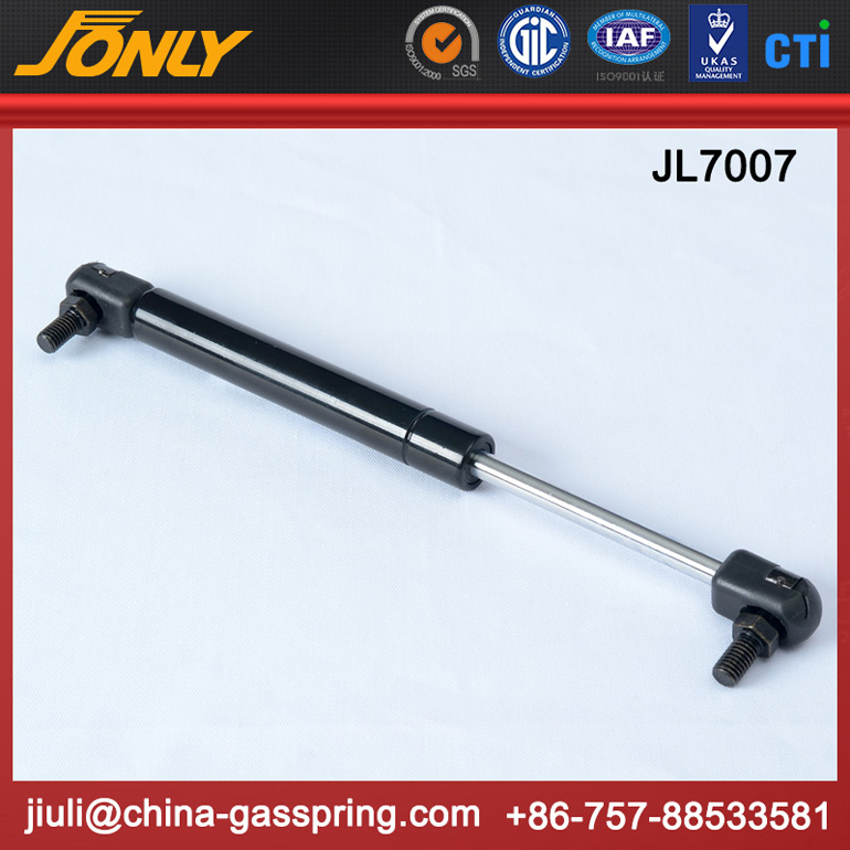 New lockable gas spring bus leaf spring by car