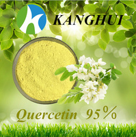 Herbal Antiviral Products of HPLC 95% Quercetin Dihydrate