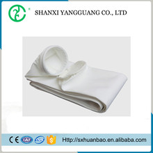 Waterproof and oil proof polyester dust collector filter bag