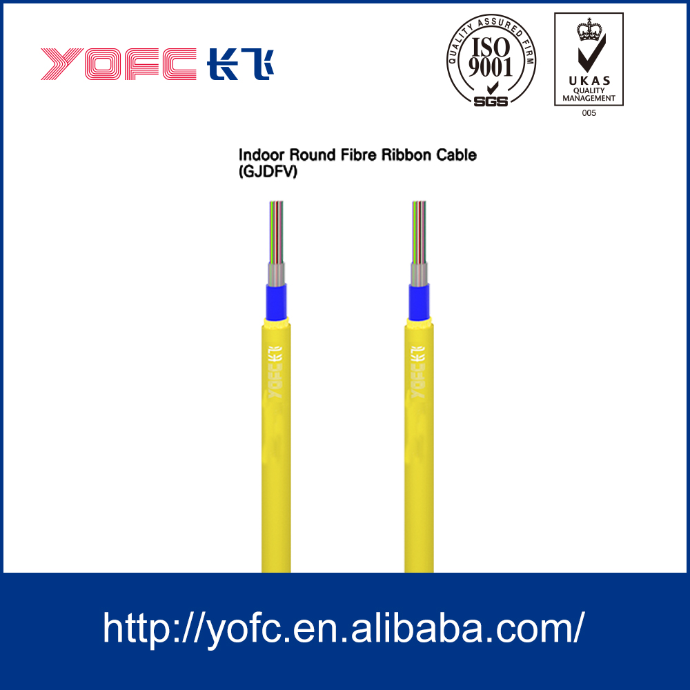 Indoor Round Fibre Ribbon Cable
