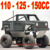 110cc, 125cc, 150cc Mini Monster Truck Go Kart