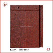 High Level new product top grade ceramic flat roof tiles