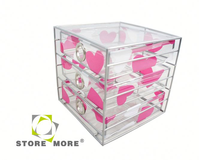 Hot!!! Fashionable Plastic Storage Drawer Multi-Drawer