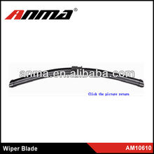Universal size rubber soft car wiper blade windshield wiper rubber replacement