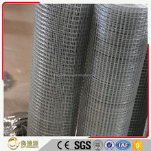 Rust resistance hot dipped galvanized welded wire mesh