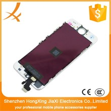 Replacement parts for iphone 5, touch digitizer for iphone 5, lcd screen for apple iphone 5 with wholesale