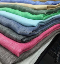 alibaba golden supplier pure flax linen fabric