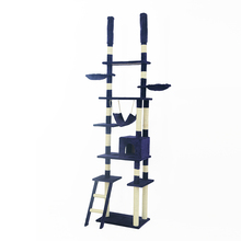 Wooden Cat Tree Scratching Post for Big Cat