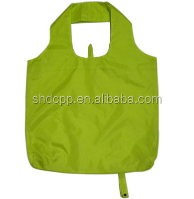 Contemporary latest foldable bag shopping polyester