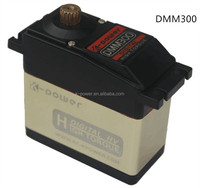 DMM300 metal gear rc servo for radio control toys/30kg torque servo/rc car digital servo