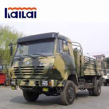 Steyr Tech Shacman 4x4 Diesel Mini Military Truck All Terrain Lorry Truck for sale