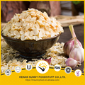 Professional manufacturer air dried garlic flakes