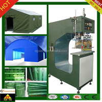 My factory produces all kinds of tarpaulin rf heat sealing machine