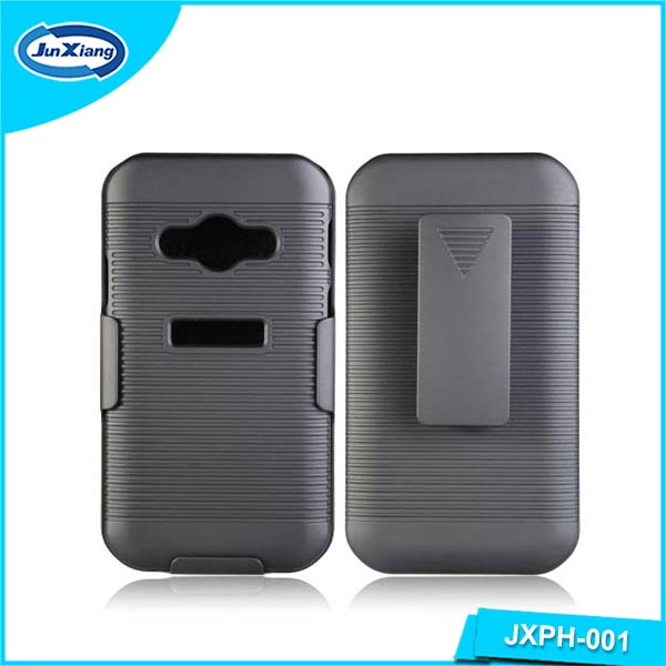 New trend belt clip holster case for samsung Xcover3/g388f