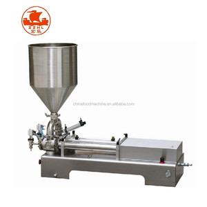 factory price decorative honey glass bottle filling machine
