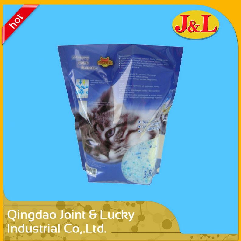High Graded Silica Bentonite Kitty Cat Sand