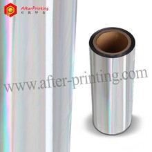 Holographic Clear Heat Shrink Plastic Film