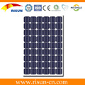 Hot sale mono 250W solar panel with TUV CE CEC certificate