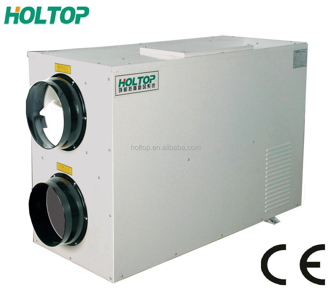 Outdoor Balcany Energy Recovery Ventilator ERV with auto-defrosting function