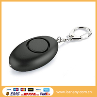 Personal Alarm With Led Light Loud