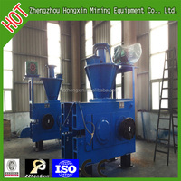 High capacity sawdust briquette making machine / Powder Compression Ball Press Machine,Briquette Machine
