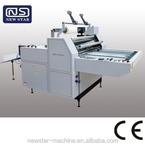 YFMB-720A/920A/1100A/1400A paper extrusion coating laminating machine with CE Standard