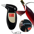 Drive Safty Digital Alcohol Breathalyzer Alcohol Breath Tetser with Red Backlight