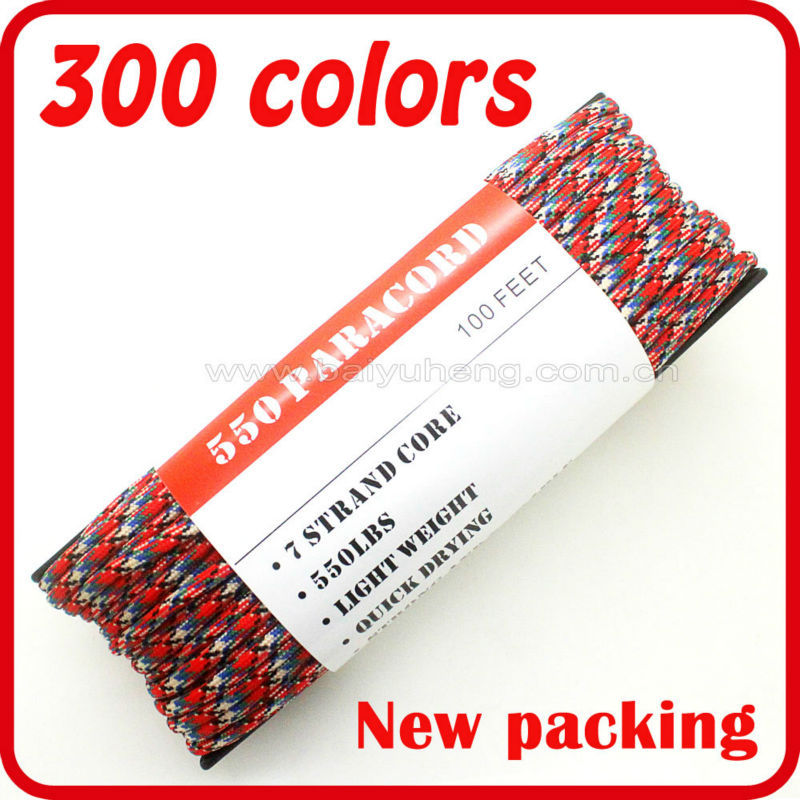 wholesale 3mm nylon cuerda paracord