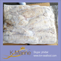 Frozen seafood yellow fin tuna loin