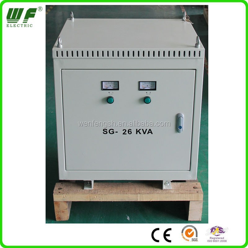 25KVA distribution transformer electric transformer