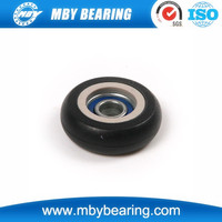 Rubber Coated Ball Bearing 608ZZ Inside 8x29x10mm Rubber Ball Bearing