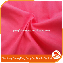 Strong Quality 100% Polyester microfiber brushed fabric