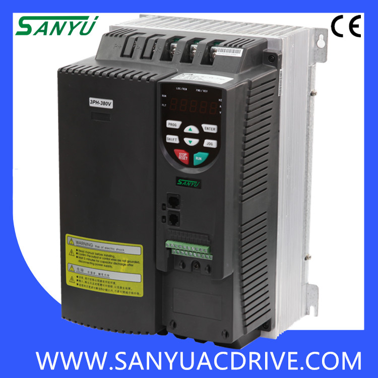 4.5A 0.75kw SANYU Variable speed Drive for water pump (SY8000-0R7G-2)