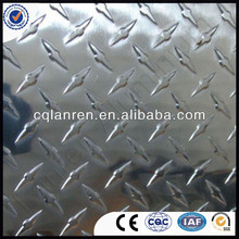 Bright Diamond Aluminum Plate, Anti-Slipping Plate for Floor Board