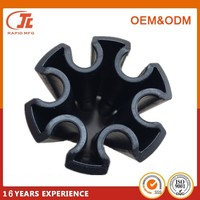 China Manufacturer Soft Plastic Rubber PU