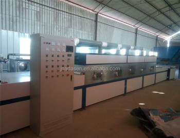 Industrial microwave drying machine for magnesium sulfate