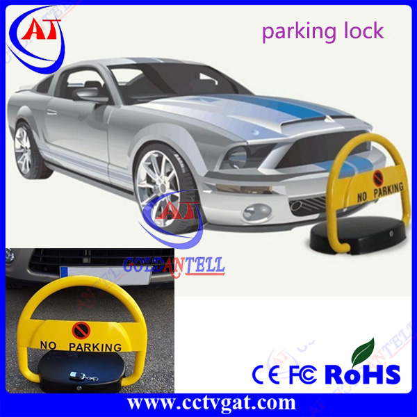 Automatic remote control car parking lot,parking barrier lock,self-service parking system