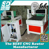 MINI SD6090 SUDIAO JINAN indonesian atc drill saw cnc wood router with Artcam Software Stepper Motor