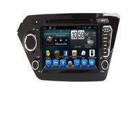 "Double DIN Bluetooth In-Dash DVD/CD/AM/FM/Digital Media Car Stereo Receiver w/ 6.2"" Touchscreen SD Memory Card Port for K2 Rio"
