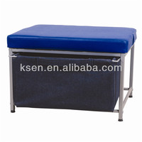 cloth storage box trolly with seat (KC-8066A1)
