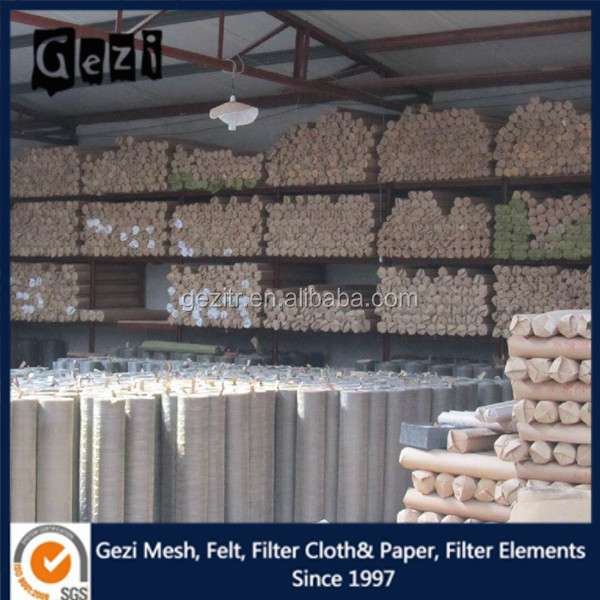 Gezi( factory offer) stainless steel wire mesh used for the Oven Filter