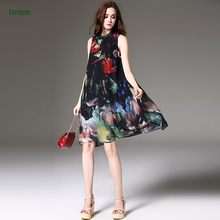 Custom Design Flower Printed 100% Polyester Imitated Silk Chiffon Fabric For Women Dress