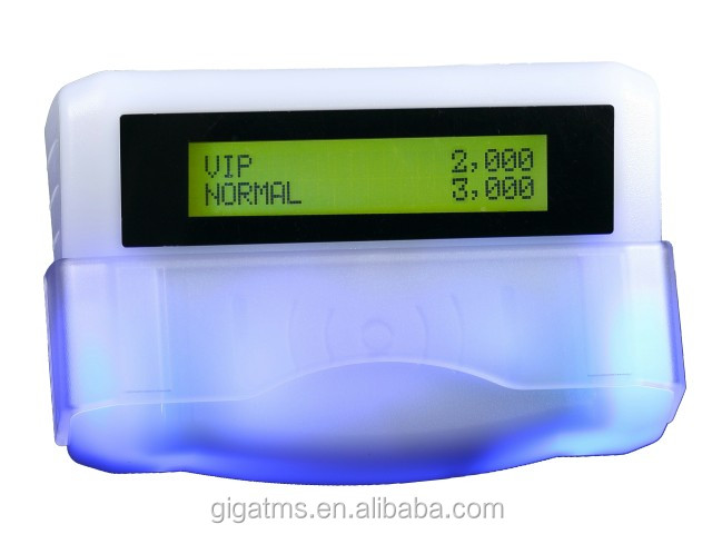Cashless Payment Reader featuring 13.56MHz RFID card reading & value displaying screen
