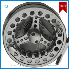 Quality Cnc Aluminium Center Pin Floating Reel,Saltwater Fly Reel With Sealing Drag,Sa Clicker Classic Fly Reel