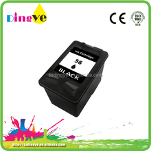 Colour ink cartridges 56 57 for hp printer with auto reset chip